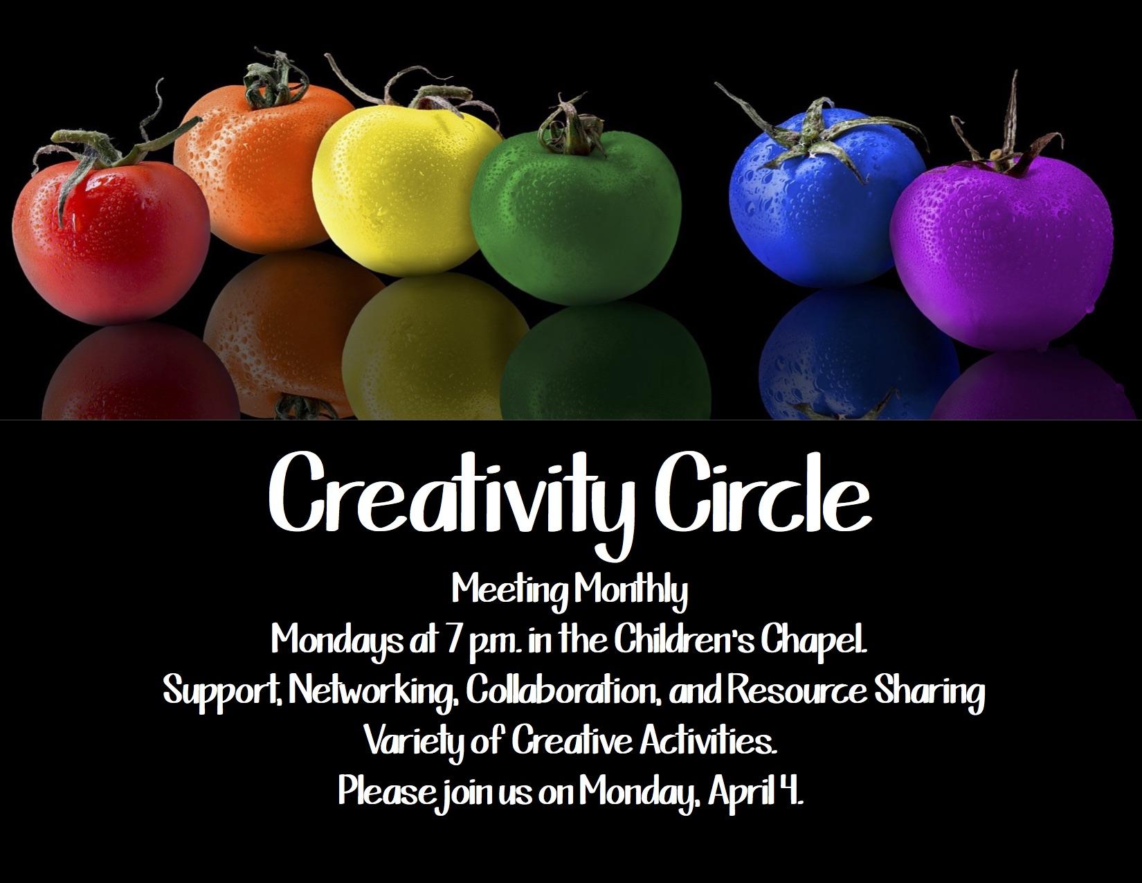 Creativity Circle