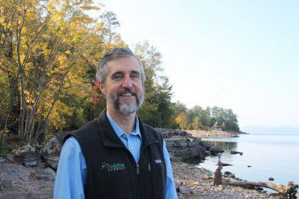 David Meers of the VT Audubon Society